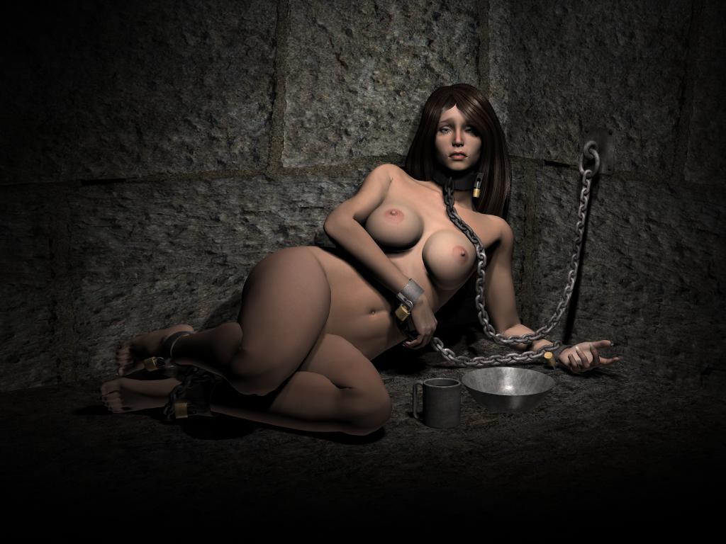 Порно рабы в цепях
